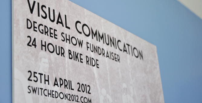 Sponsored Cycle Poster